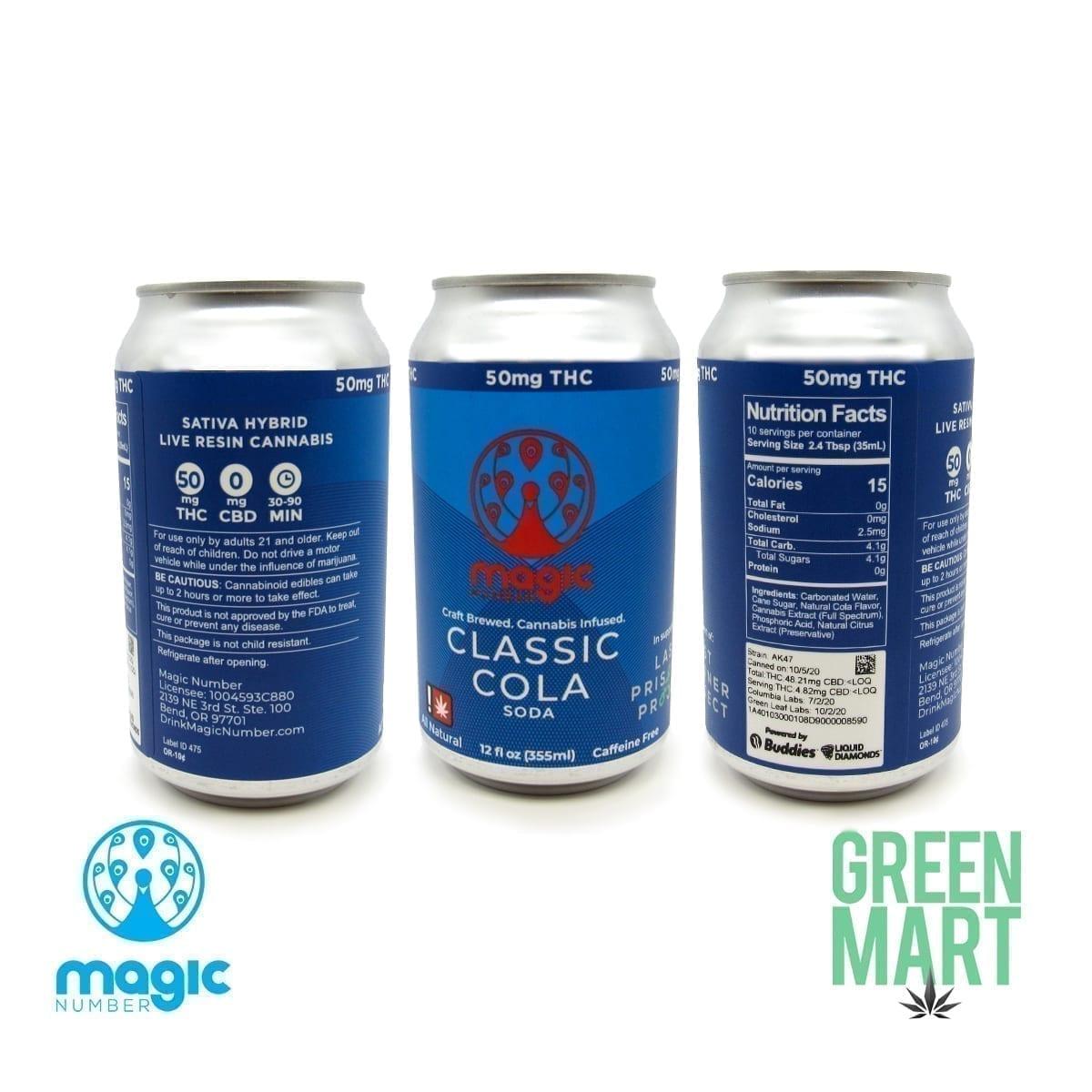Magic Number - Classic Cola