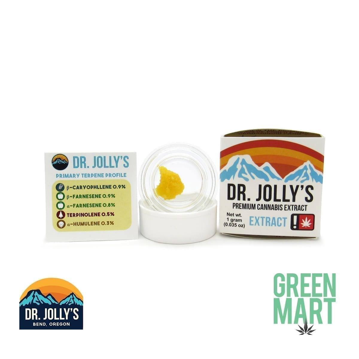 Dr. Jolly's Extracts - Jack Herer