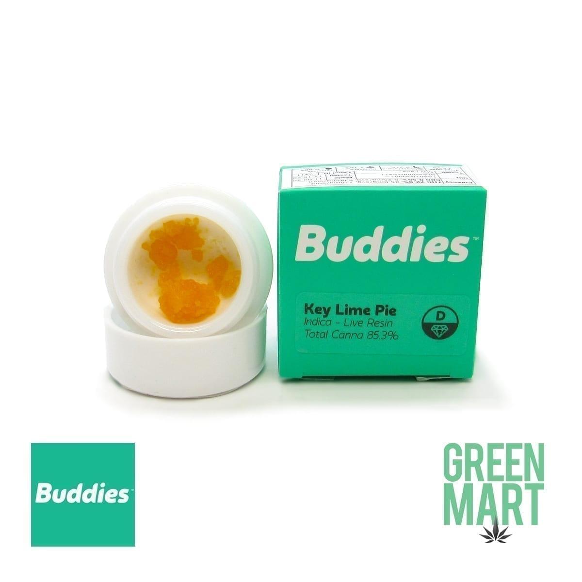 Buddies Dab - Key Lime Pie