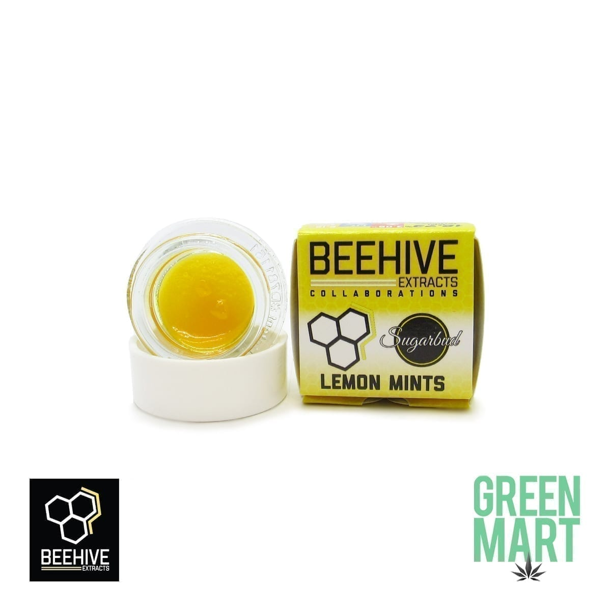 Bee Hive Extracts - Lemon Mints