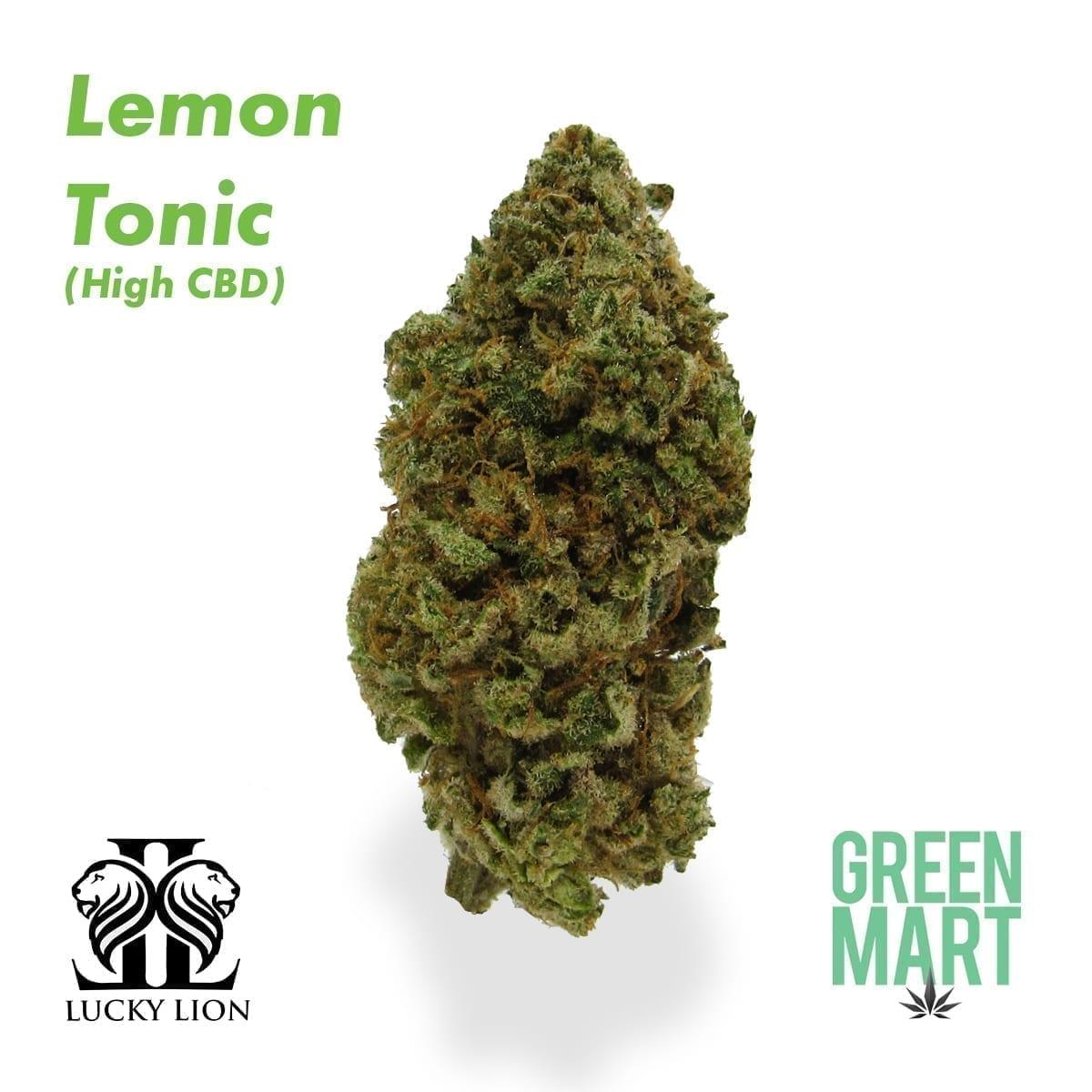 Lemon Tonic - High CBD