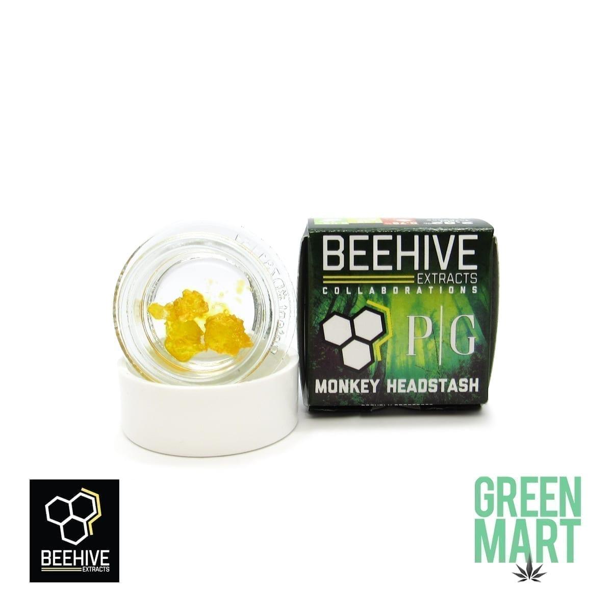 Bee Hive Extracts - Monkey Headstash Diamonds
