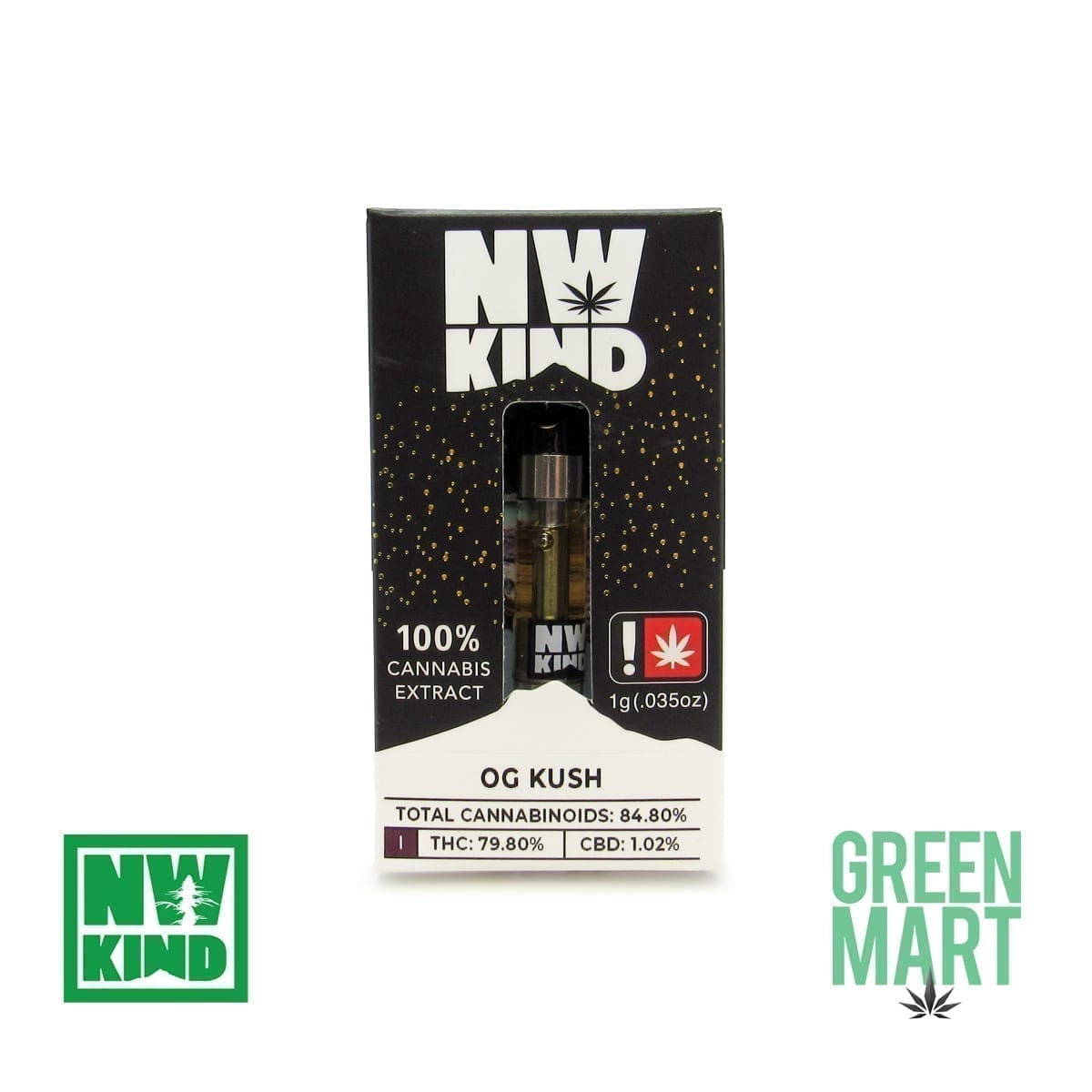 NW Kind Distillate Cartridge - OG Kush