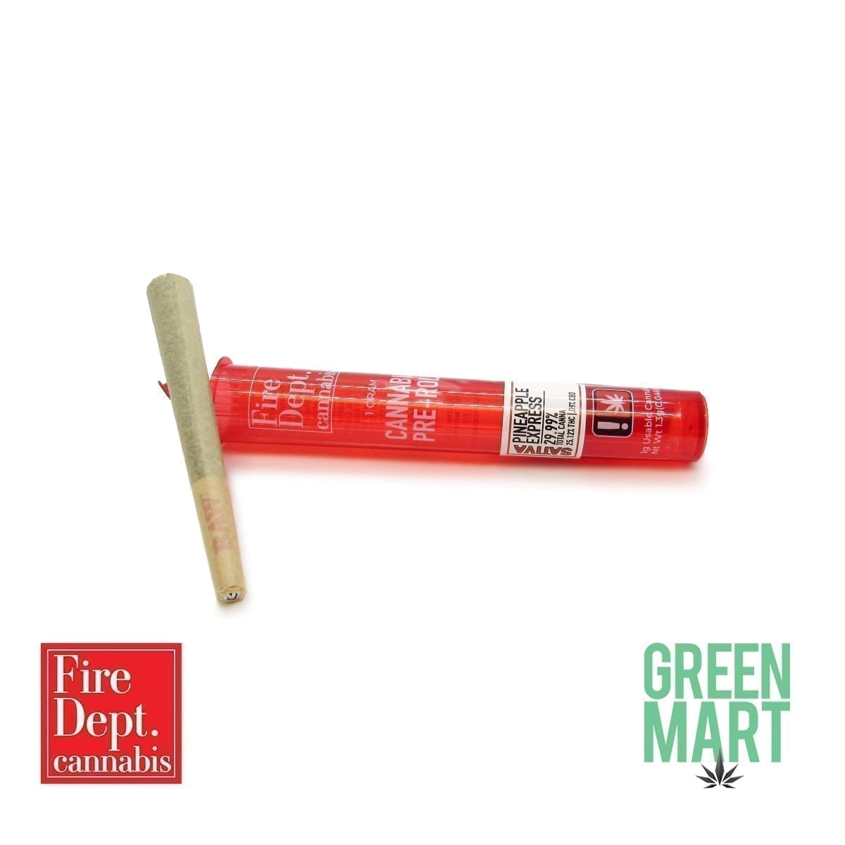 Pineapple Express - 1G Pre-roll
