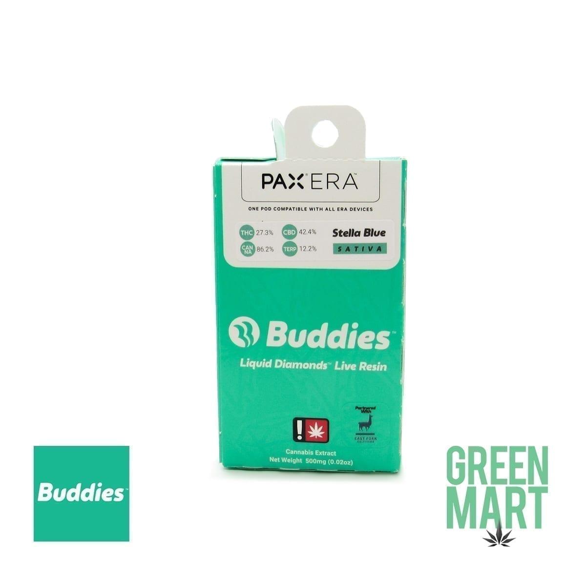 Buddies Brand Pax Pod - Stella Blue