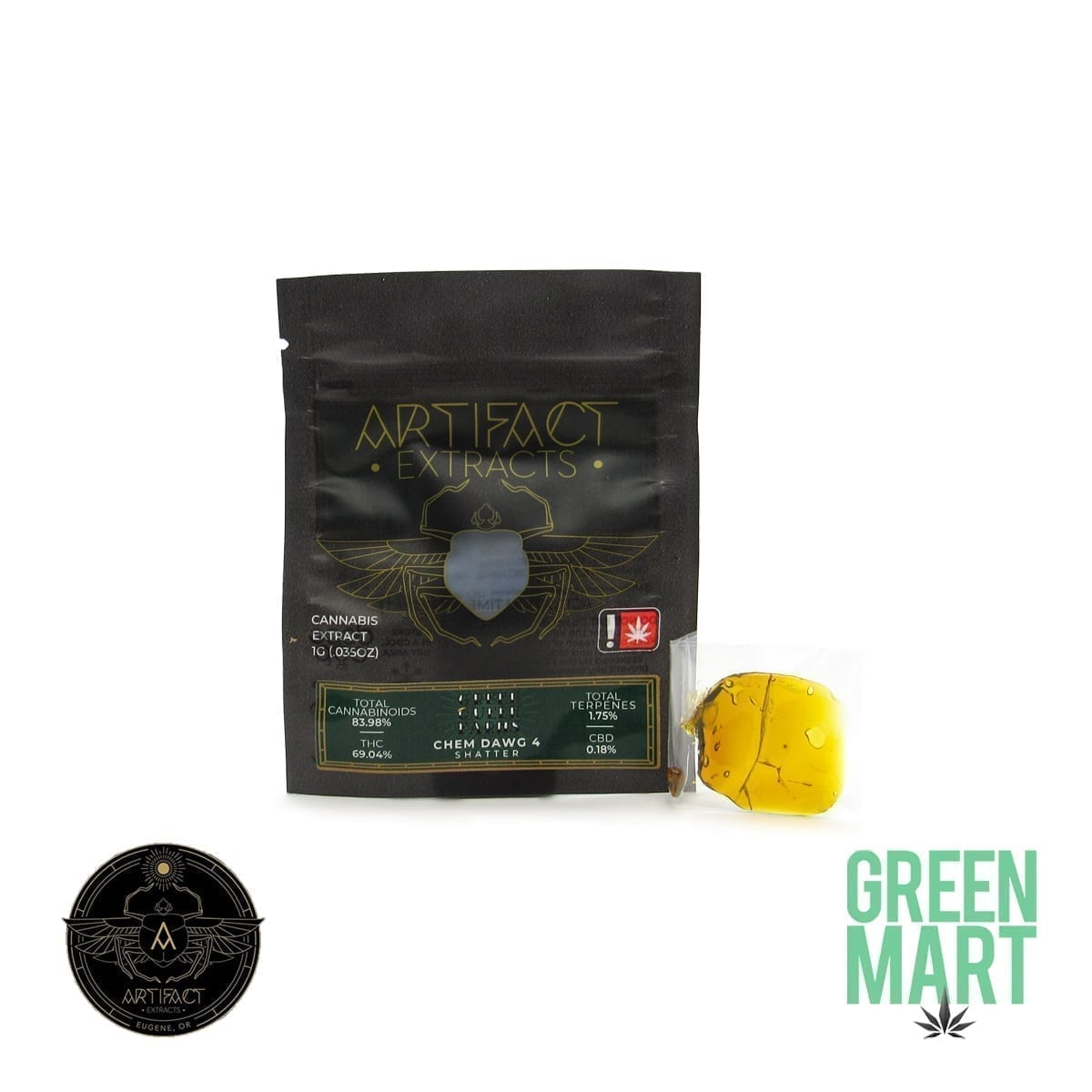 Artifact Extracts - Chem Dawg 4