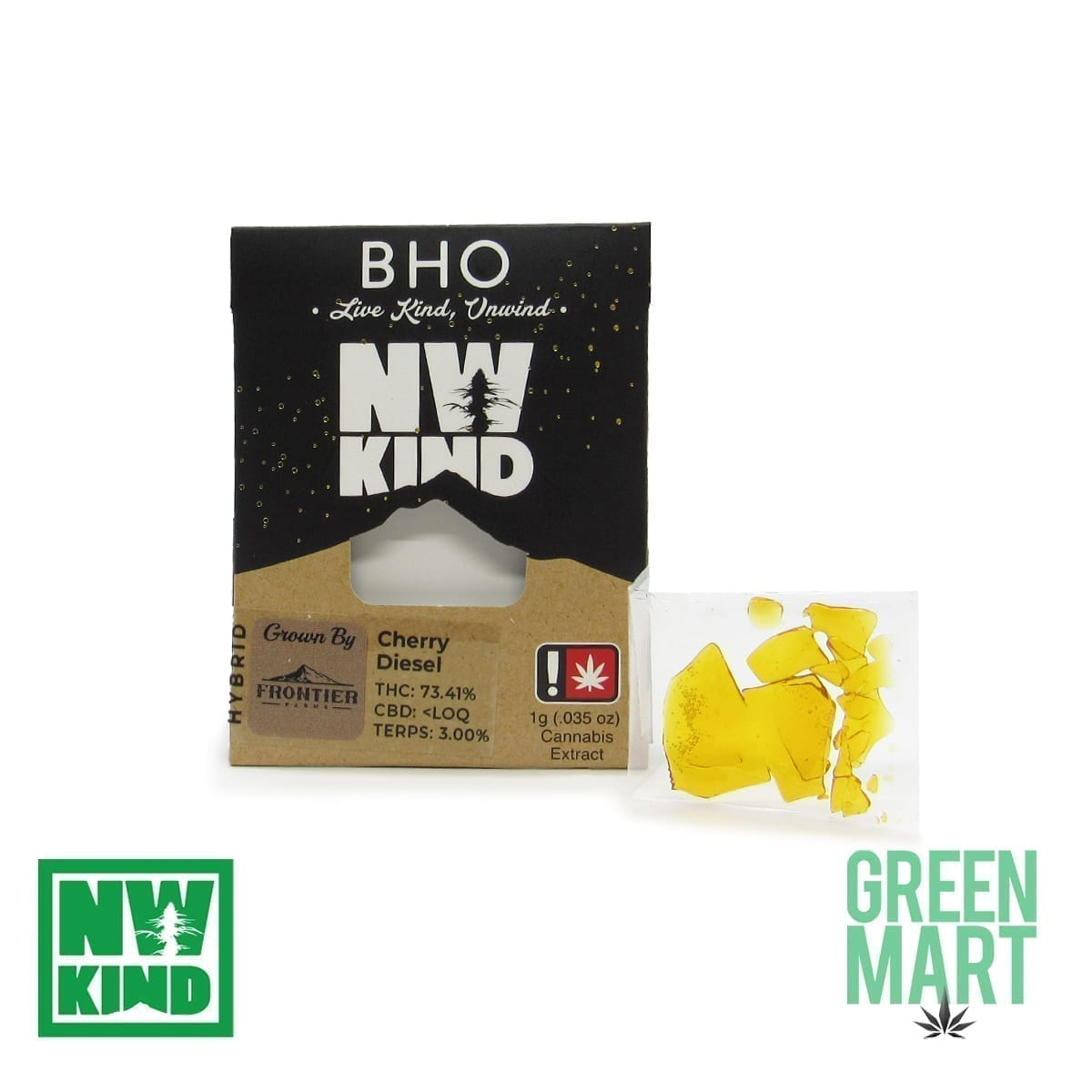NW Kind Shatter - Cherry Diesel