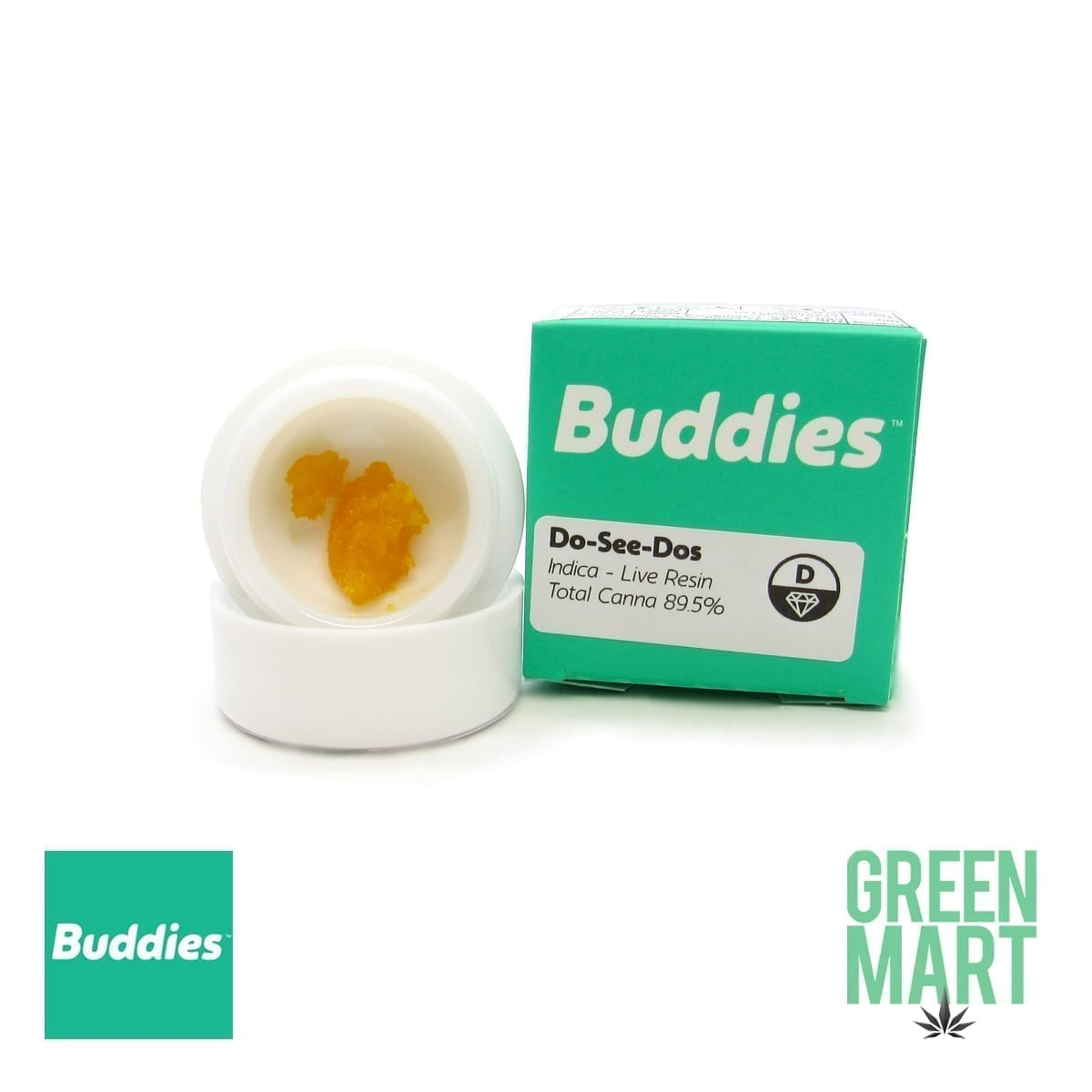 Buddies Dab - Do-See-Dos