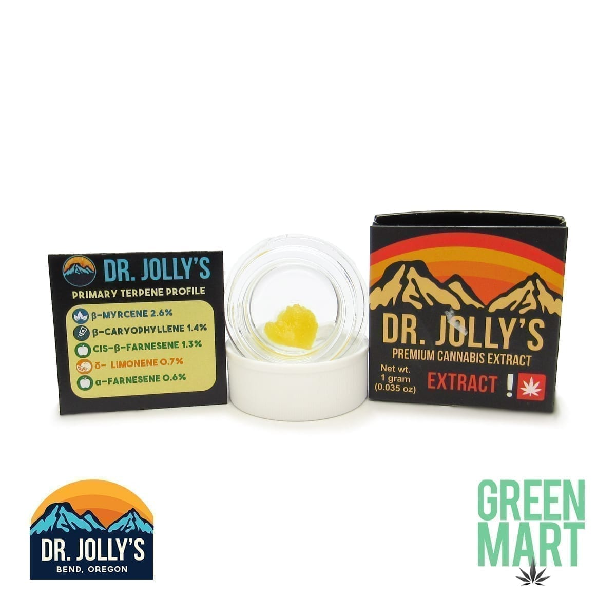 Dr. Jolly's Extracts - Headband