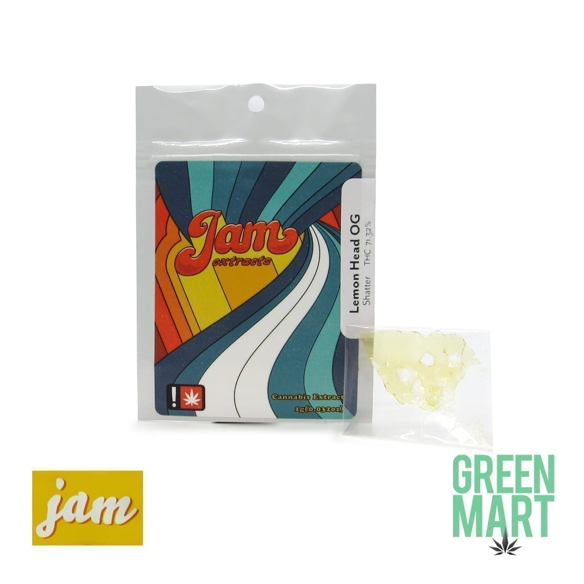 JAM - Lemonhead OG