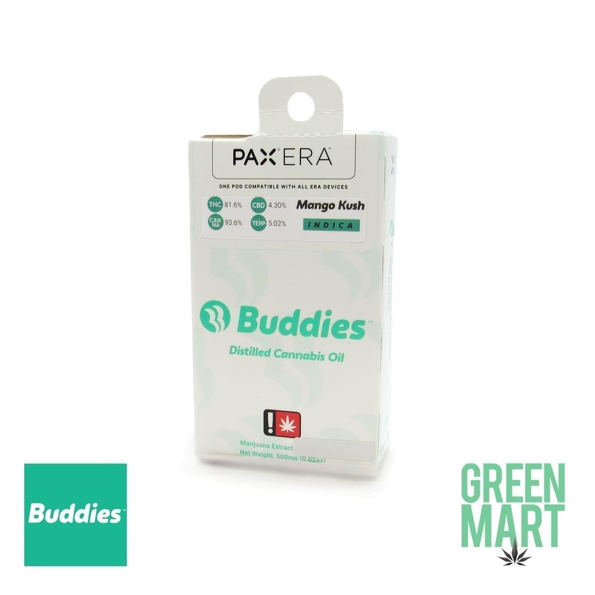 Buddies Brand Pax Pod - Mango Kush