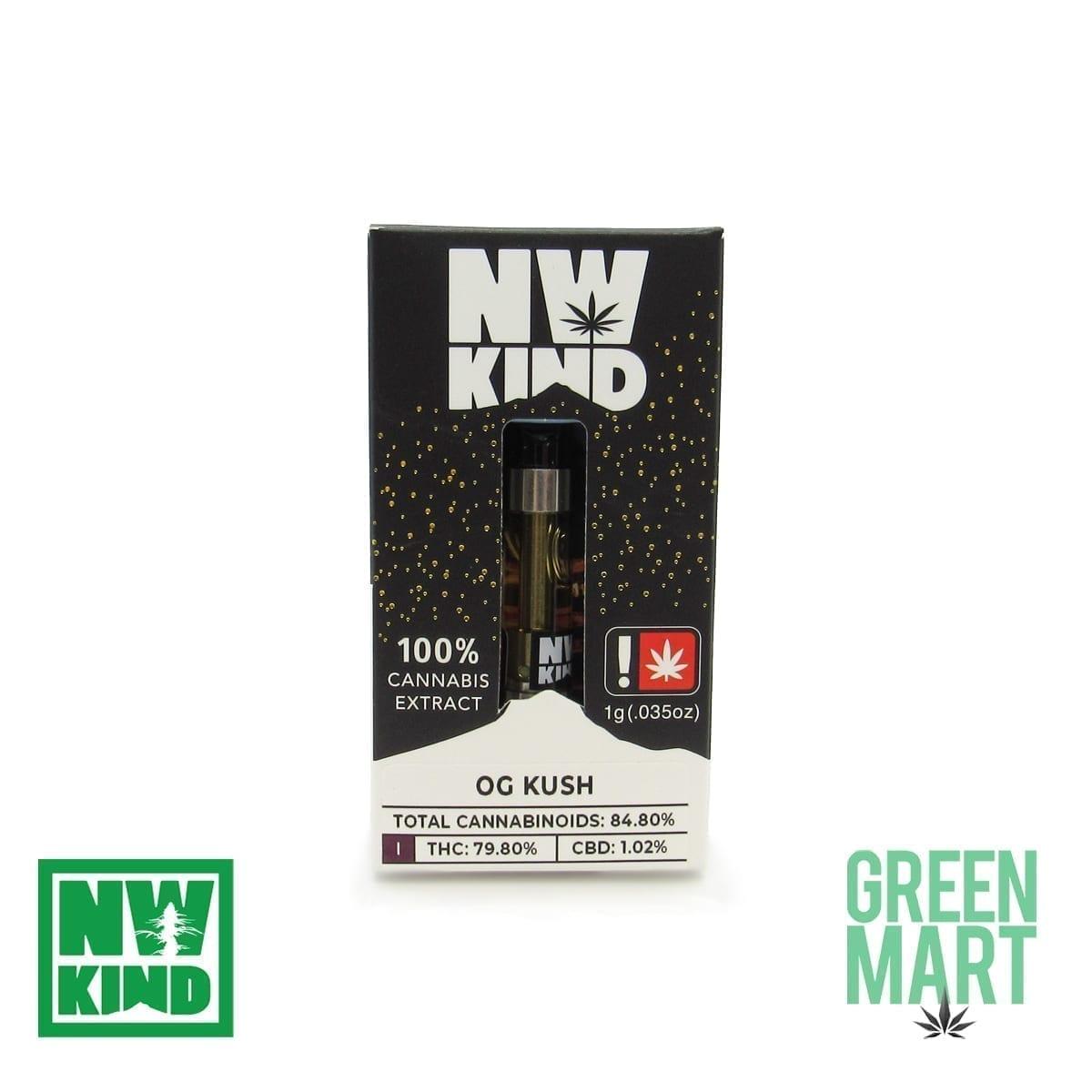 NW Kind Distillate Cartridge - OG Kush