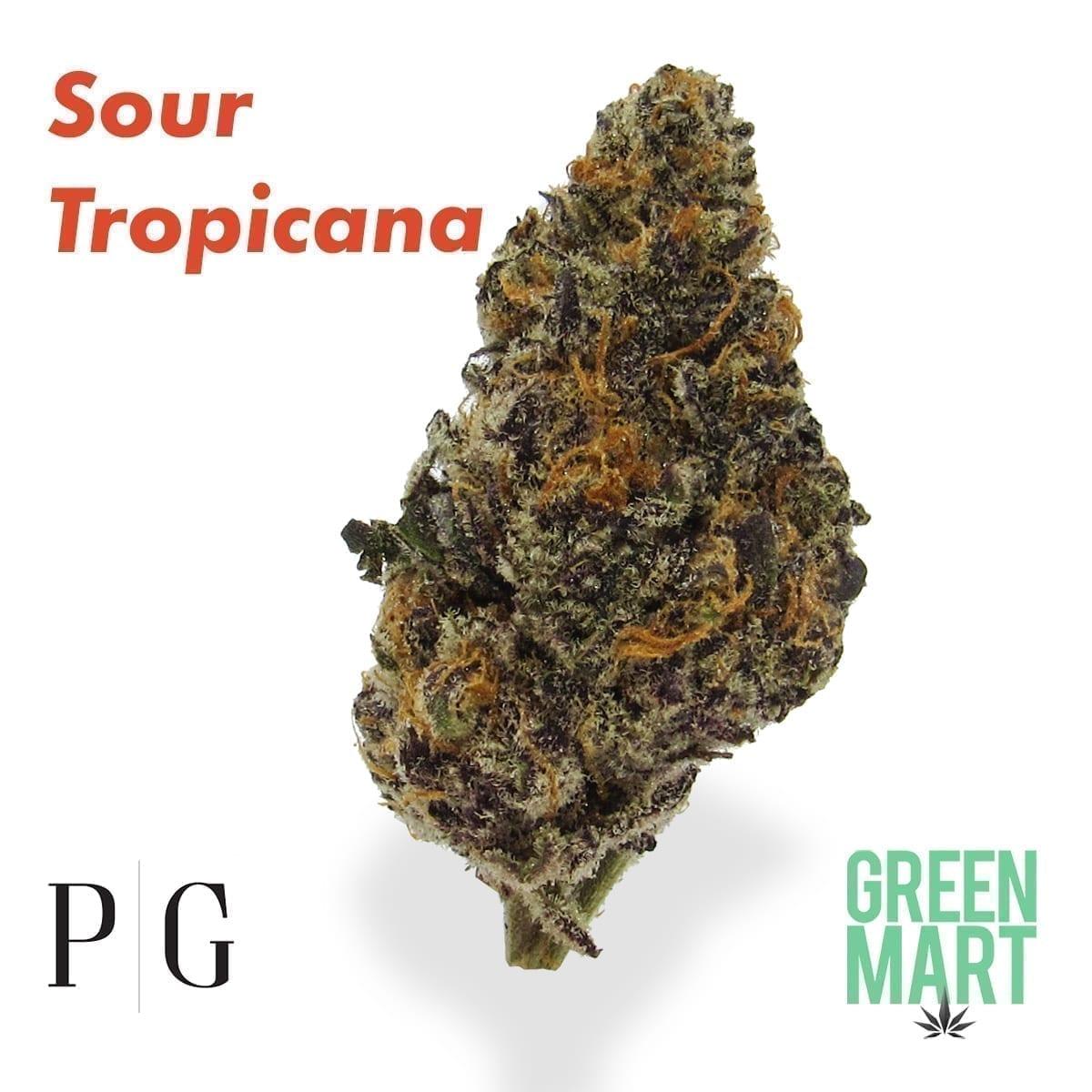Sour Tropicana
