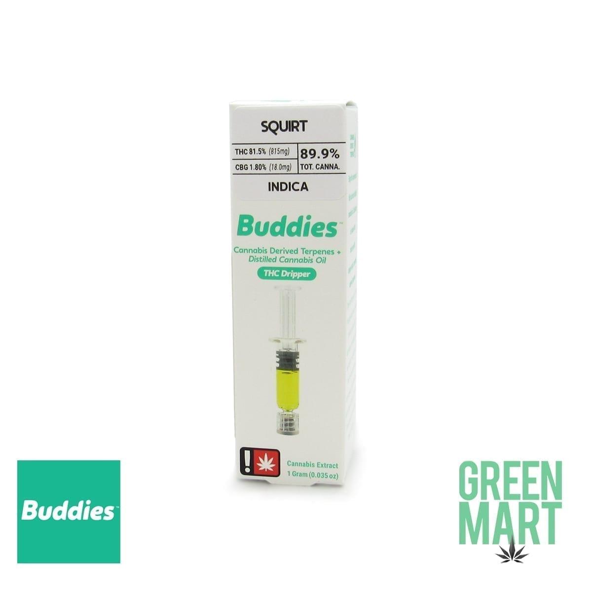 Buddies Brand THC Dripper - Squirt