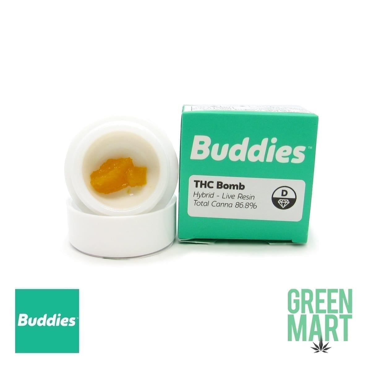 Buddies Dab - THC Bomb