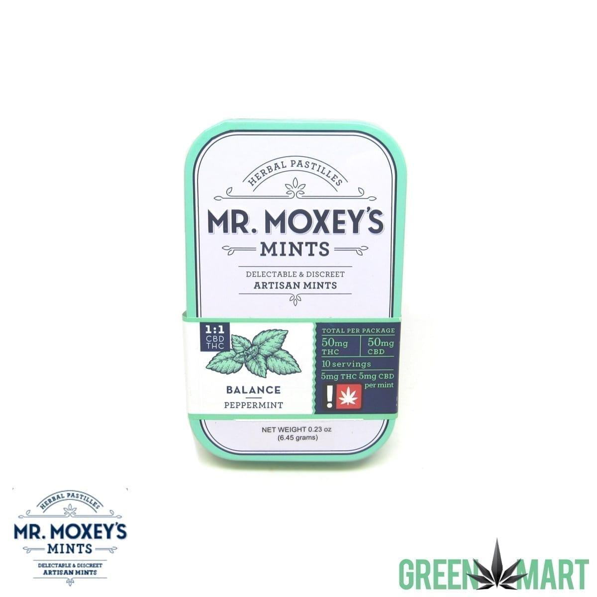 Mr. Moxey's Mints - 1:1 Balance Peppermint