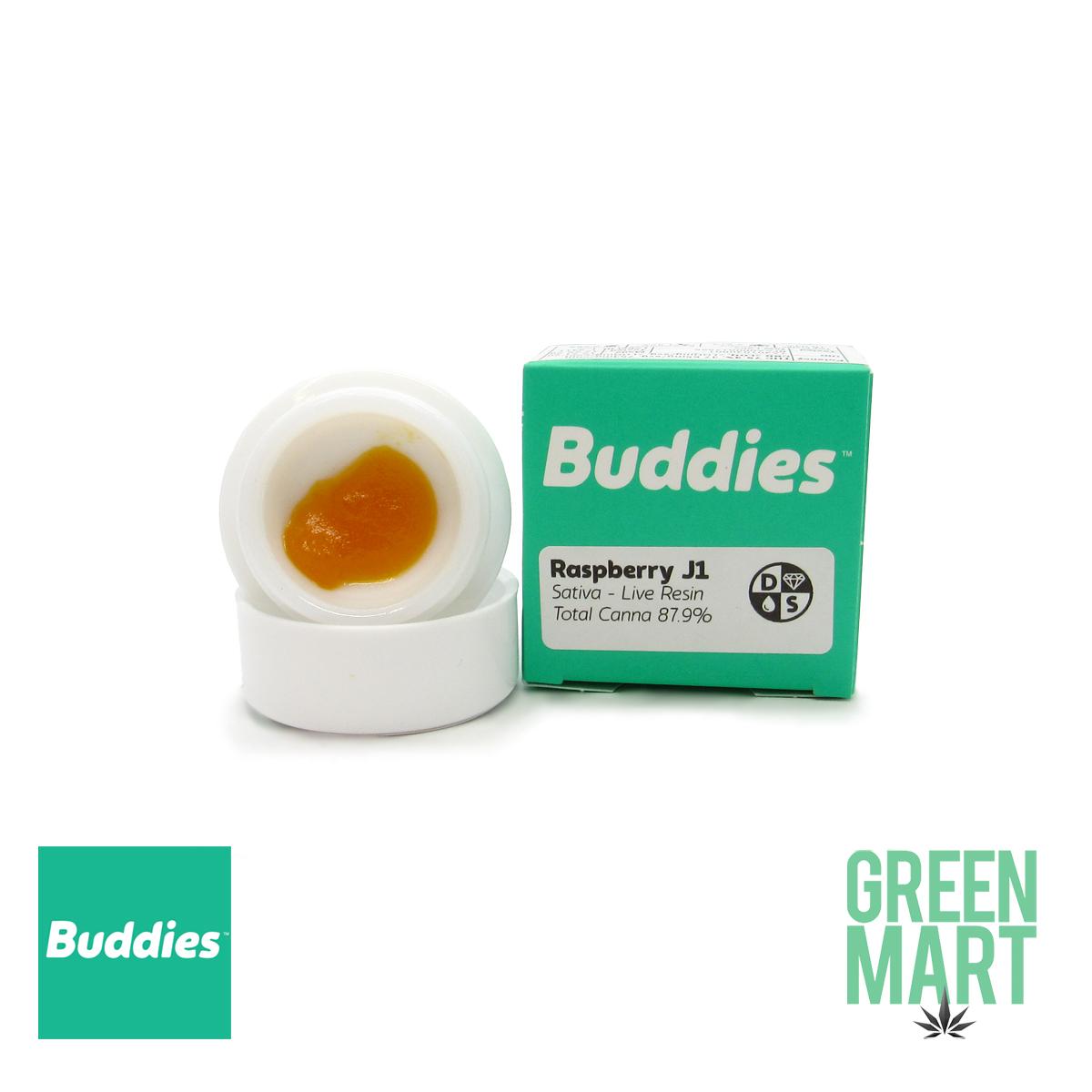 Buddies Dab - Raspberry J1